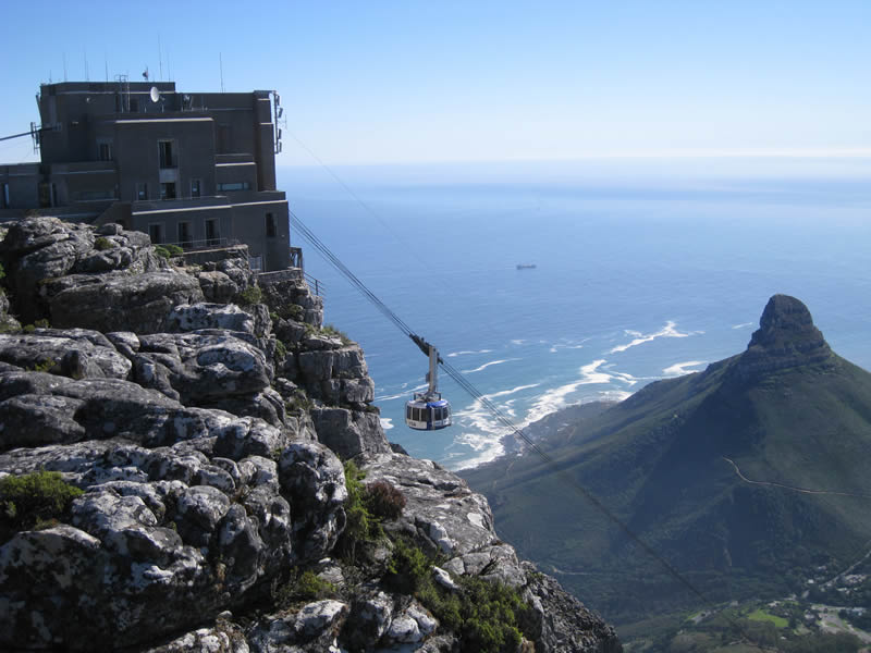 Table Mountain & City Orientation Private Tour Including Constantia Wine Region 82-10541-5